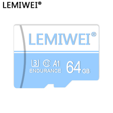 Memory-Card Flash-Card Lemiwei Smartphone U3 High-Speed 16GB A1 TF 32GB 64GB C10
