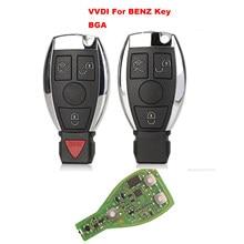 Jingyuqin XHORSE VVDI anahtar Pro Benz V1.5 PCB uzaktan anahtar çip geliştirilmiş versiyonu akıllı anahtar kabuk değişimi MB BGA jetonu