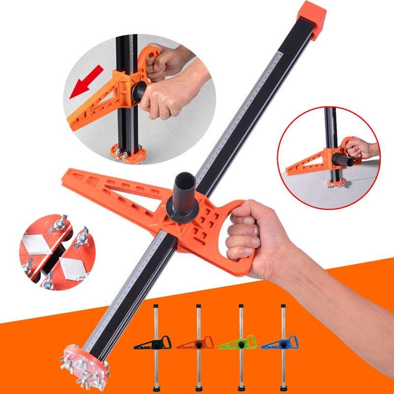 Ручной гипсокартон резак инструмент артефакта с 10 шт. лезвия двойным лезвием, доска для резки регулируемая плата режущие инструменты
