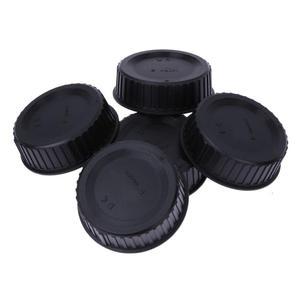 Image 5 - 5 uds. De tapa de lente trasera a prueba de arañazos antipolvo funda protectora de lente para Nikon AF AF S DSLR SLR Cámara LF 4 accesorios de cámara