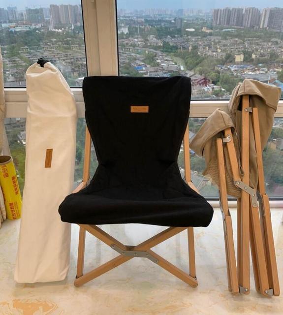 Wooden Folding Chair 5