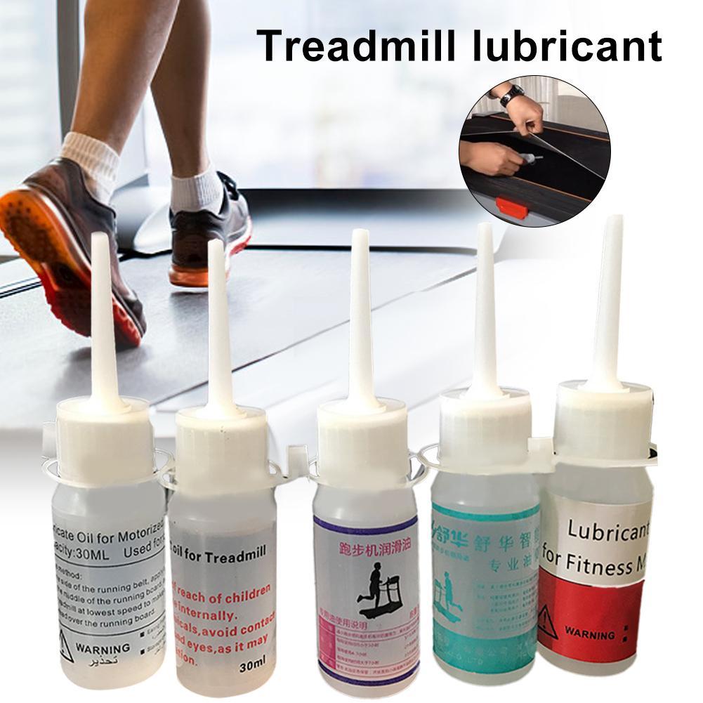 Hot Sale Silicone Treadmill Belt Lubricant Silicone Universal Treadmill Belt Lube 30ml Fitness Equipment Accessories