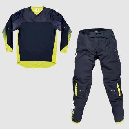 2020 New MX Racing Jersey Pants Combo Spring Autumn Motocross Dirt Bike Racing Gear Riding Set
