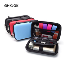 Portable Hard Shell Case Cover Pouch for 2.5 inch Power Bank