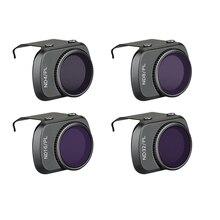 Фильтры для Дронов 4 шт./компл. mavic, аксессуары для Дронов dji mavic mini, CPL ND4 ND8 ND16 ND32 PL