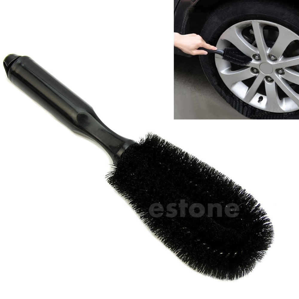 <font><b>Car</b></font> Vehicle Motorcycle <font><b>Wheel</b></font> Tire Rim Scrub <font><b>Brush</b></font> Washing Cleaning Tool <font><b>Cleaner</b></font> image