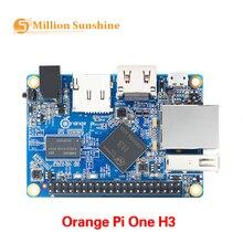 Оранжевый Пи один H3 512 МБ четырехъядерный поддержку Ubuntu Linux и Android мини-ПК или 1