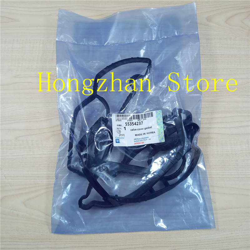 Rubber pad valve cover gasket For Chevrolet Cruze Opel Astra Zafira Signum Vectra Insignia orlando croma vauxhall trax