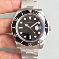 Reloj Rolexable aaa al por mayor de fábrica 116610LN 116610 reloj mecánico automático de cerámica de cristal de zafiro Acero inoxidable relojes de 40mm