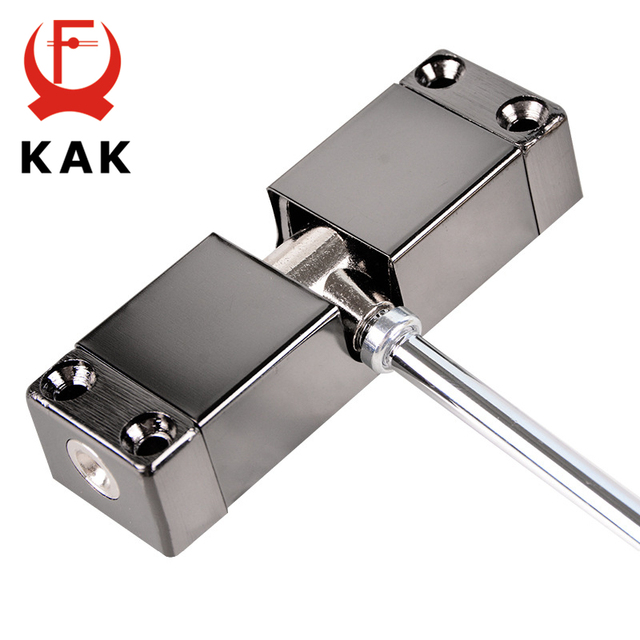 KAK Stainless Steel Automatic Spring Door Closer Door Closing Device Can Adjust The Door Closing Device Furniture Door Hardware Door Closers    -