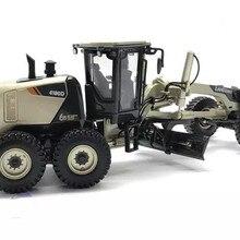 Коллекционная Игрушечная модель из сплава 1:50 Масштаб LIUGONG CLG4180D автогрейдер машины инженерное оборудование литая модель для подарка
