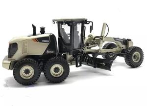 Игрушечная модель из коллекционного сплава 1:50, весы LIUGONG CLG4180D, автогрейдер, Инженерная техника, литая модель для подарка