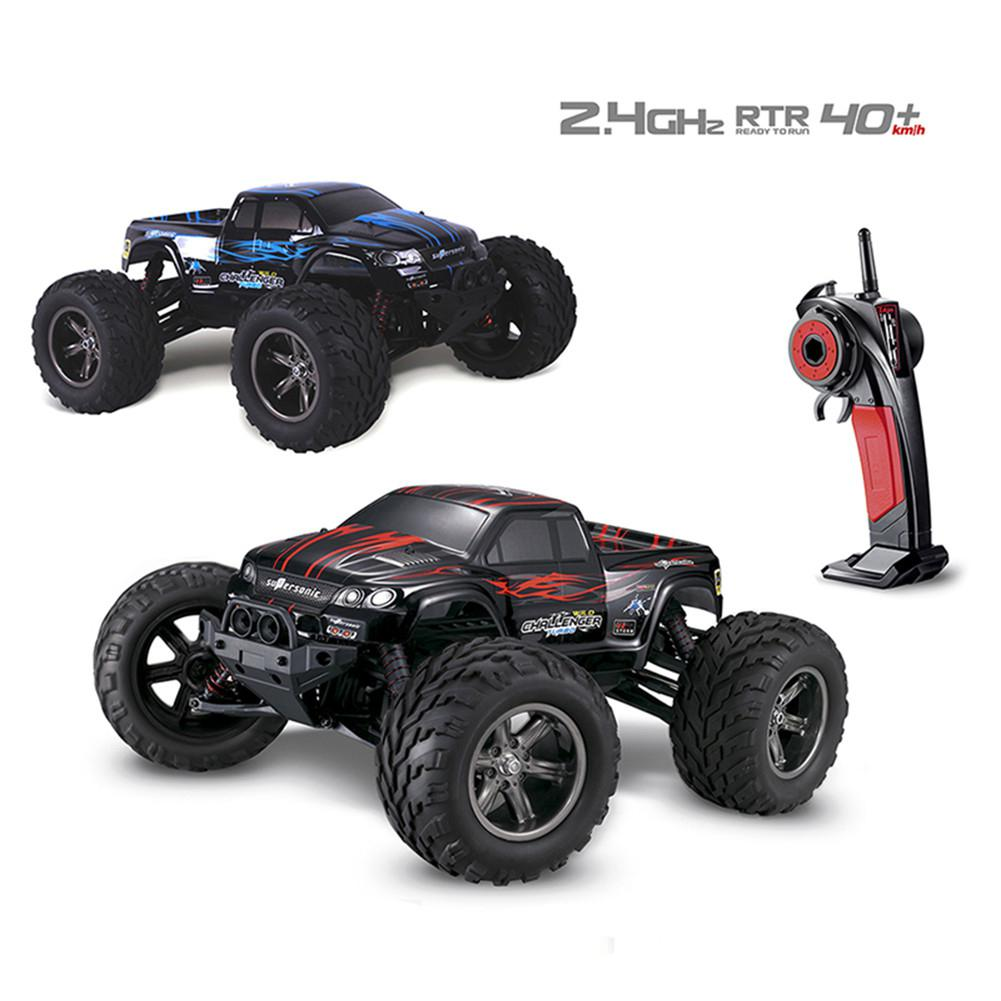 Xinlehong 9115 2.4GHz 2WD 1/12 40km/h Electric RTR High Speed RC Car SUV Vehicle Model Radio Remote Control Vehicle Toys Cars
