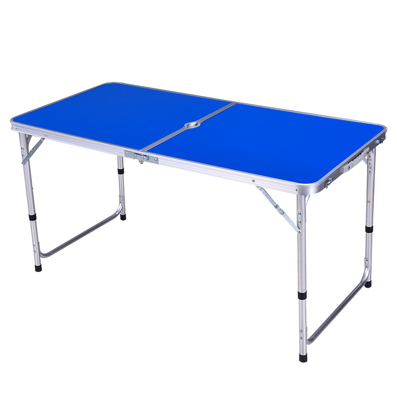 Aluminum Alloy Portable Folding  Table  Portable Household Aluminum Alloy Table  Outdoor Picnic Camping Table