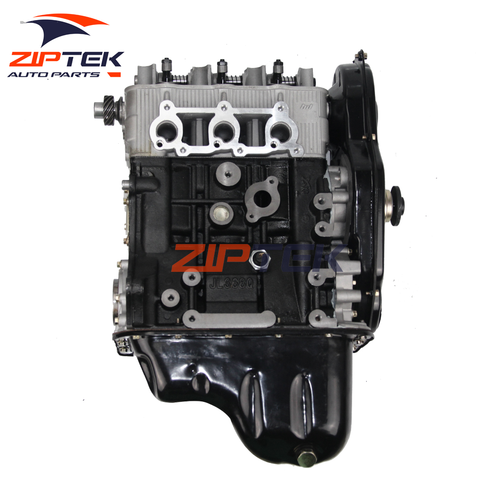 Hot Sale F8a Engine For  F8b Engine For  Alto 368(F8B) 3 Cylinder Engine For