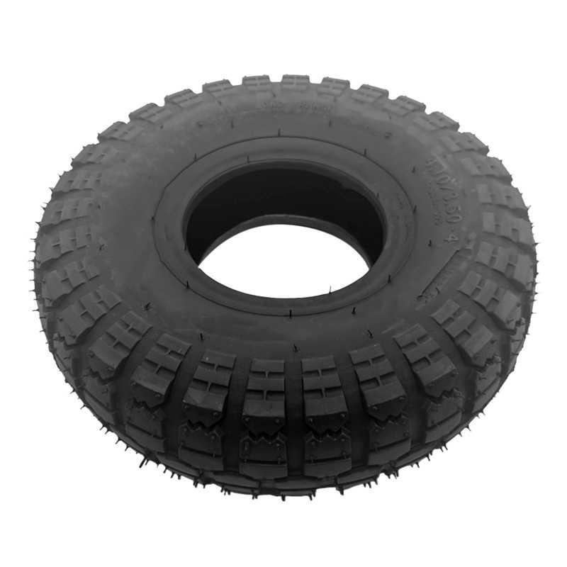 4,10/3,50-4 410/350-4 ATV Quad Go Kart 47Cc 49Cc grueso 4,10-4 neumático tubo interior se adapta a todos los modelos 3,50-4 neumáticos de 4 pulgadas