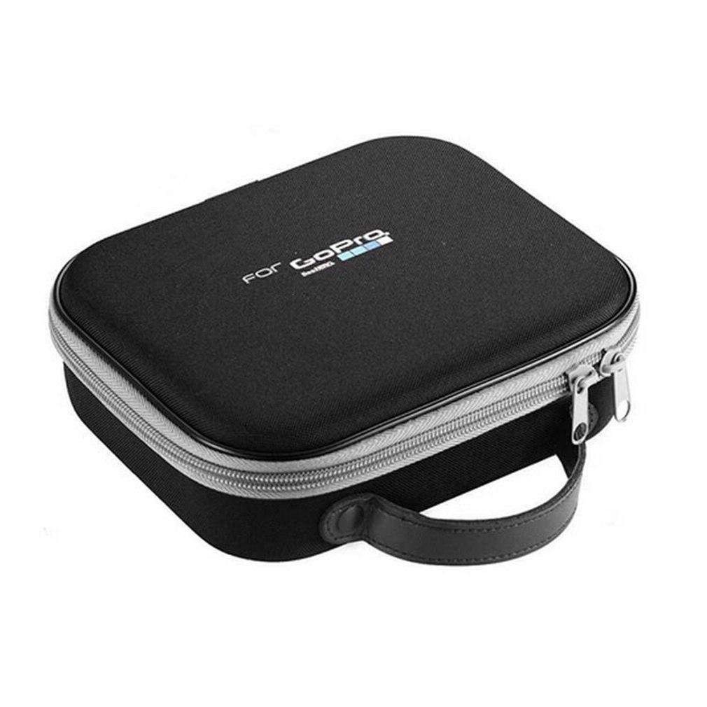For Gopro Accessories Small Size EVA Collecting Case Bag Storage Box ForGopro Hero7/6/5/4/3+ SJCAM SJ4000  Action Camera