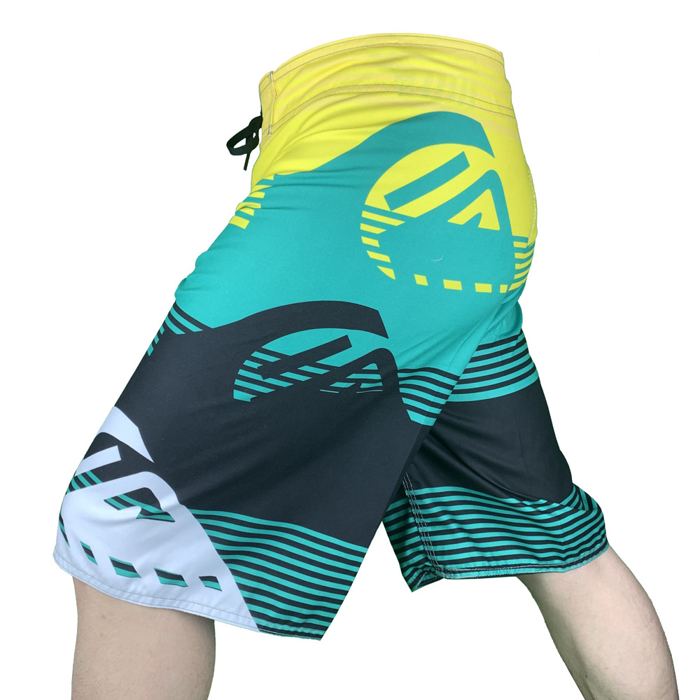 2020 Casual Men's Summer Shorts Quick Dry Short Trousers Basketball Bermuda Surfing Shorts Beachwear Gyms Sport Shorts For Men