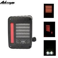 USA/EU edition 2007~2016 wrangler JK LED taillight 12V Brake Parking Stop Reverse Lamp Signal Light For Jeep Wrangler CJ JK TJ