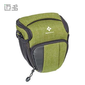 Maiduo krzyż granicy trójkątne torba na aparat cyfrowy SLR torba na aparat torba na ramię torba na aparat cyfrowy wewnętrzna noszenia torba na aparat do przechowywania tanie i dobre opinie MapleStory Shoulder Bag Solid Color MB002