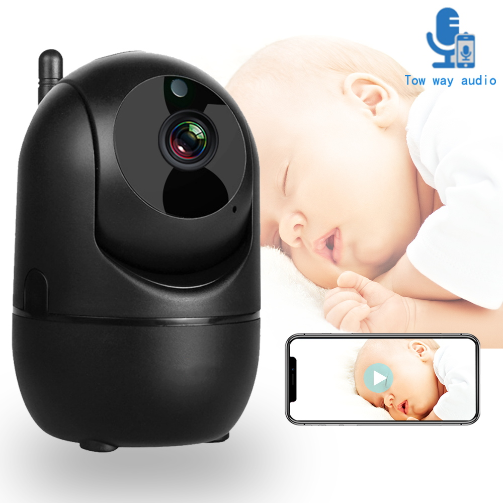 Video Baby Monitor Wifi Babyphone Camera 1080P Night Vision Cry Babies Alarm Two Way Audio Baby Sleeping Nanny Security Camera