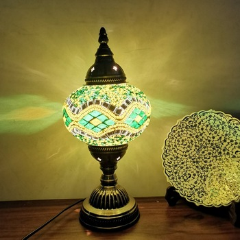 restoring ancient ways the sitting room the bedroom cafe restaurant hotel home stay coloured glaze decoration lamp