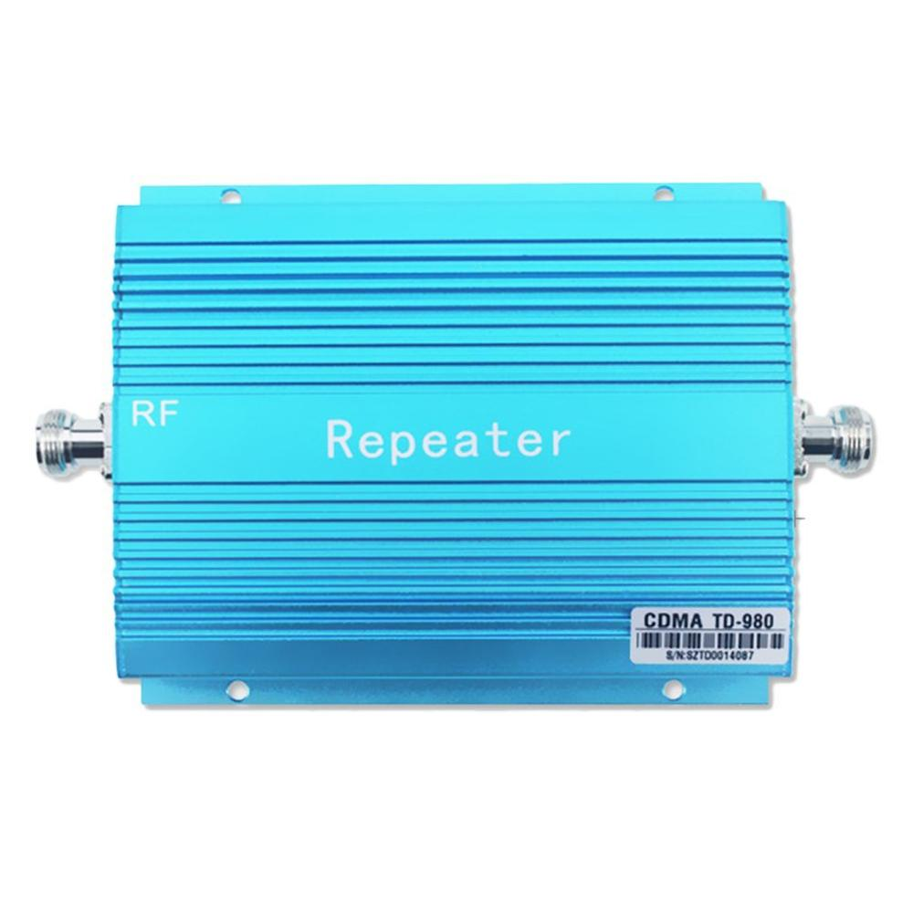 CDMA980 Signal Repeater 850Mhz 3G GSM Wireless Network Booster Mobile Phone Signal Amplifier Booster With Aerial