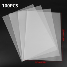 Drawing-Sheet Sulfuric-Acid-Paper Writing Paper-Print Tracing A4 Translucent for Engineering