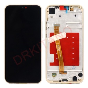 Image 3 - For Huawei P20 Lite LCD Display Touch Screen Digitizer Nova 3e LCD ANE LX1 LX3 L23 Screen For Huawei P20 Lite Display With Frame