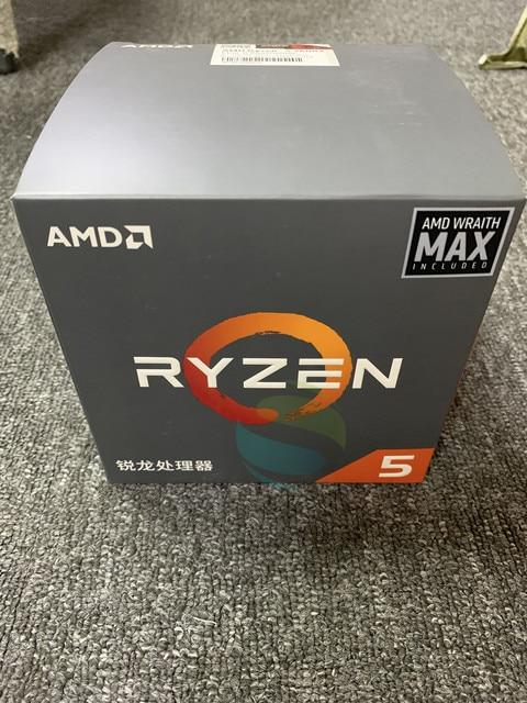 Neue AMD Ryzen 5 1600X R5 1600X3,6 GHz Sechs Core Zwölf Gewinde CPU Prozessor 95 W l3 = 16 M YD160XBCM6IAE Buchse AM4