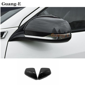 Car Decoration Back Rear View Rearview Side Door Mirror Cover Stick Trim Frame For Honda HR V HRV Vezel 2014 2015 2016 2017 2018|Mirror & Covers|Automobiles & Motorcycles -