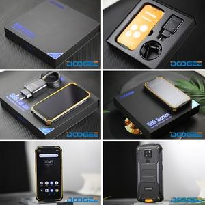 Image 5 - IP68 مقاوم للماء DOOGEE S68 Pro جوّال المهامّ الوعرة لاسلكيّ شحن NFC 6300mAh 12V2A شحن 5.9 بوصة FHD + Helio P70 Octa Core 6GB 128GB