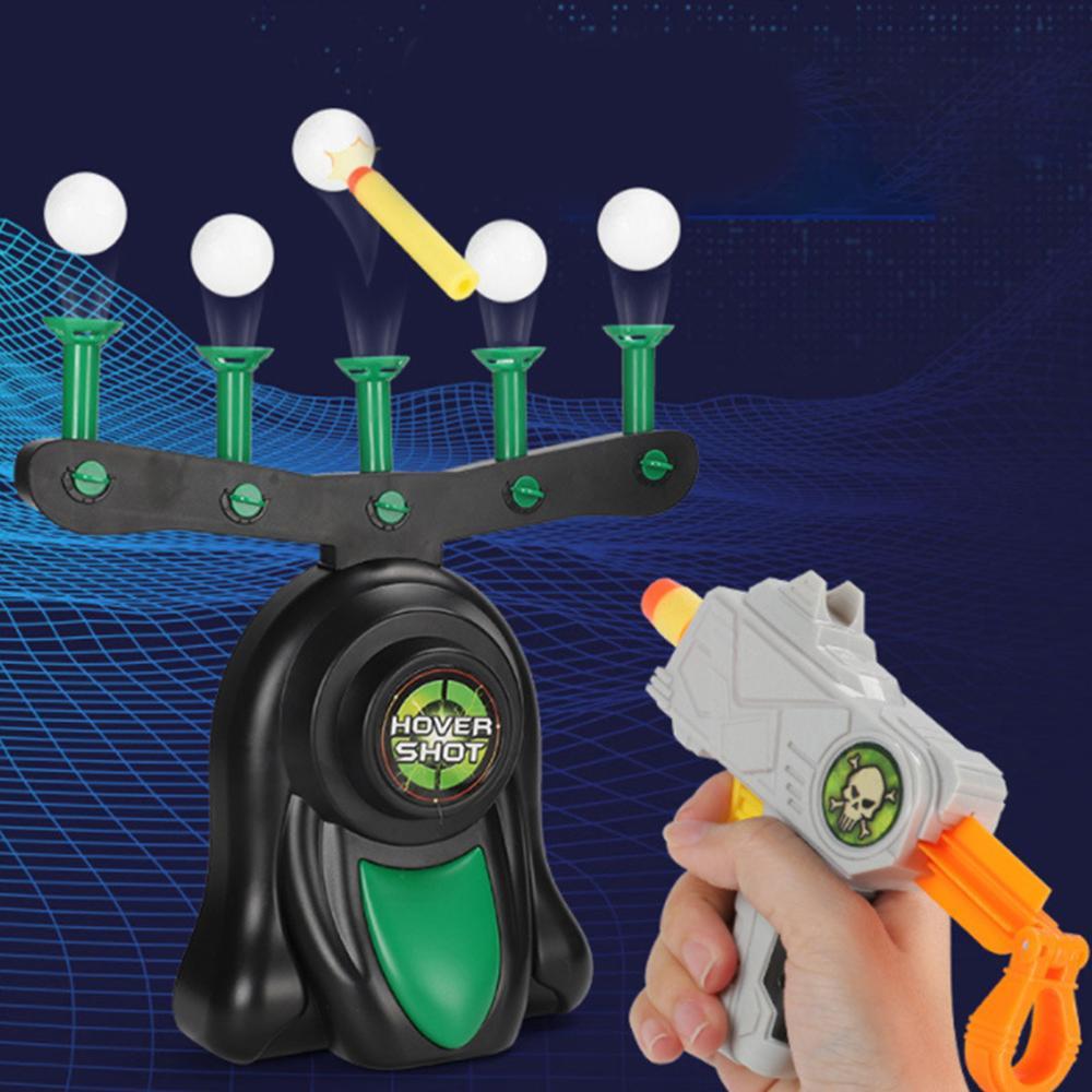 Electric Suspension Practice target Toys gun Shooting floati…