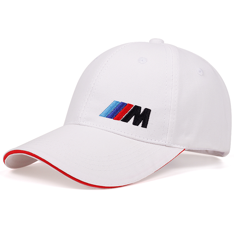 New Fashion M Embroidery Baseball Cap Fashion Outdoor 100%cotton Dad Hat Couple Universal Casual Wild Hats Hip Hop Caps
