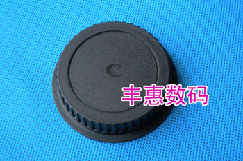 front Rear Lens Cap/Cover protector for canon 60d 600d 6d 5d2 5d4 7d 80d 760d 1d 650d 550d 700d 100d 1100d dslr camera image