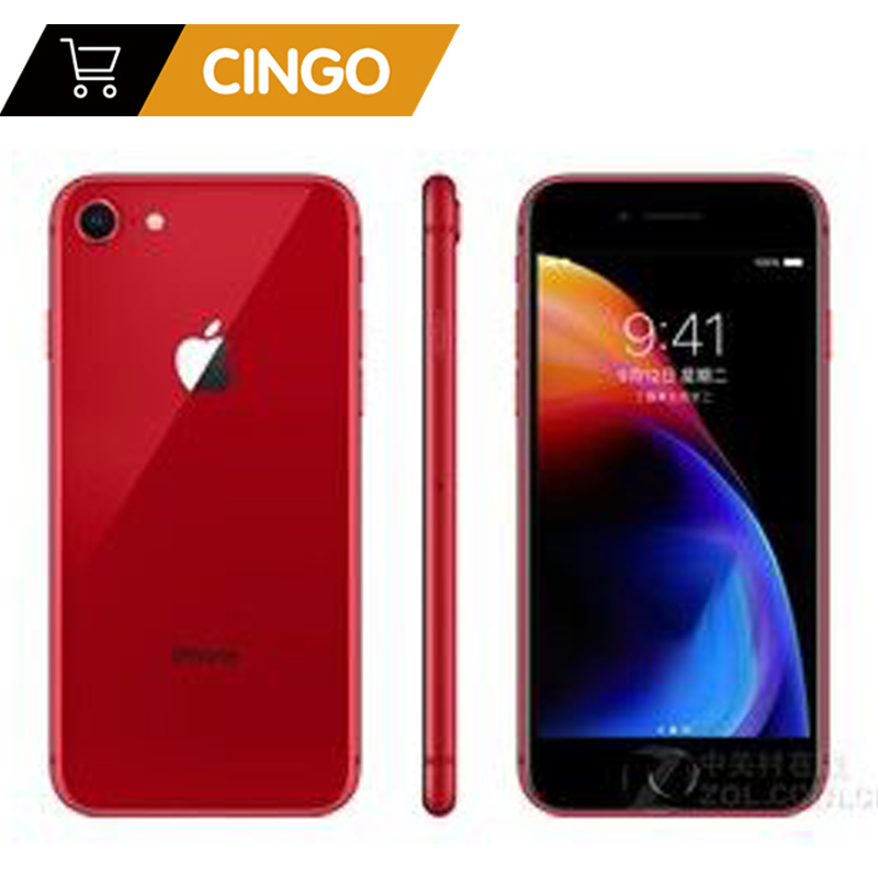 Original Unlocked Apple IPhone8 2GB RAM 64GB/256GB ROM Looks Like New 4.7 Inches Hexa-Core Touch ID LTE 12.0M  NFC