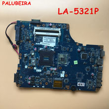 PALUBEIRA For Toshiba Satellite L500 Laptop Motherboard HM55 DDR3 K000092540 NSWAA LA-5321P(China)