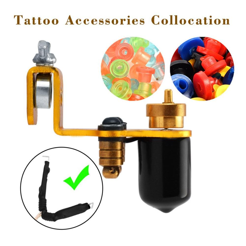 Professional Tattoo Machine Permanent Makeup Tattoo Gun Machine Shader & Liner Assorted Rotary Tattoo Motor Gun Tattoo Supply