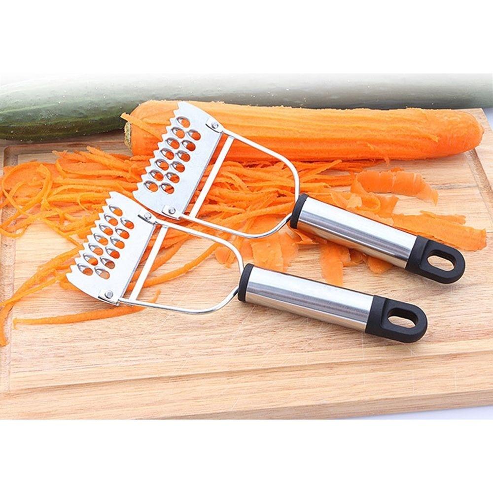 Новинка 2019, многофункциональное устройство для чистки овощей из нержавеющей стали, резак для картофеля, моркови, фруктов