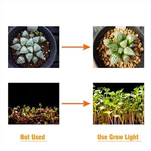 Image 5 - رقاقة مصباح زراعة نباتات AC 220V 10W 20W 30W 50W 380nm 780nm, الطيف الكامل  داخلي لنمو البذور
