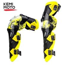KEMiMOTO мотоциклетные наколенники для мужчин Защитное Снаряжение Наколенник наколенник протектор Rodiller оснастить мужчин t gear мотокросса