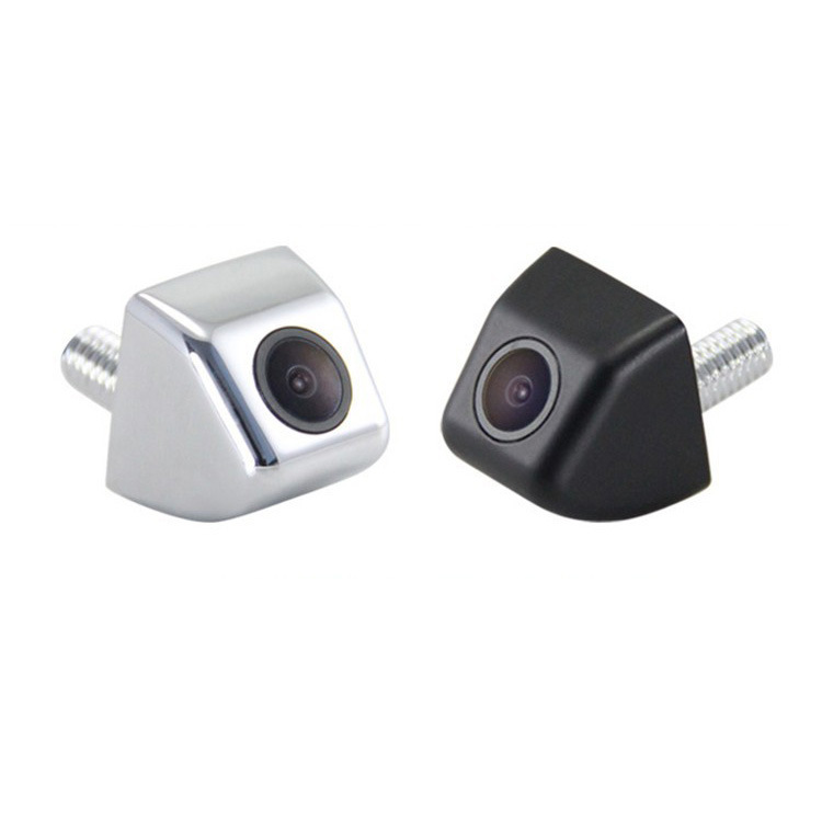 Korean Style Webcam Black And White Silver High-definition CCD Car Reversing Camera Selectable Color PZ417