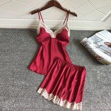 Women Ladies Sexy Casual Lace Patchwork Lingerie Sling Nightwear Underwear Babydoll Short Sleepwear