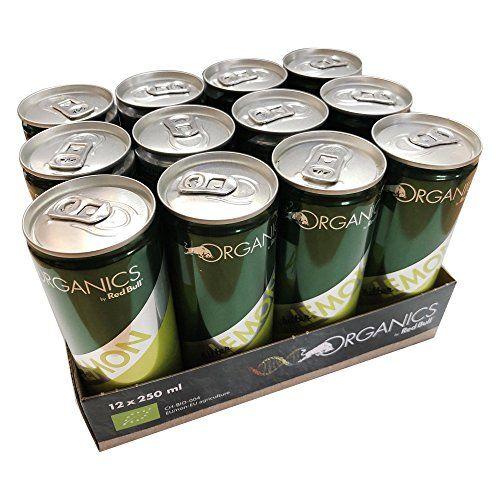 Red Bull Organics Bitter Lemon 25cl (pack De 24)