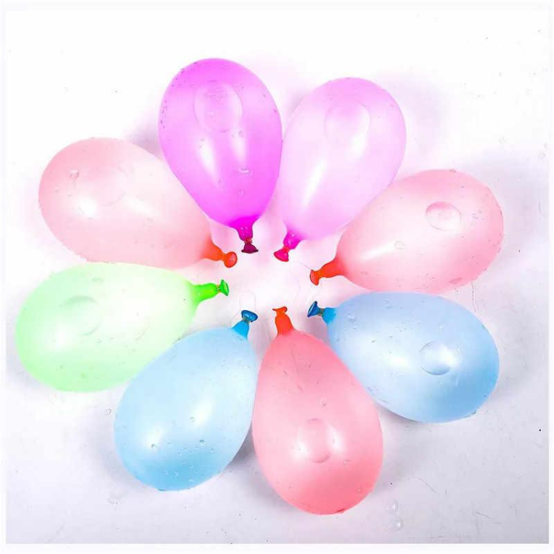 1 قطعة كرة ماء كرة ماء نز الصيف اللعب بالونات مياه مع صنبور Waterballonnen ألعاب بالونات حفلات لعبة لعب الأطفال