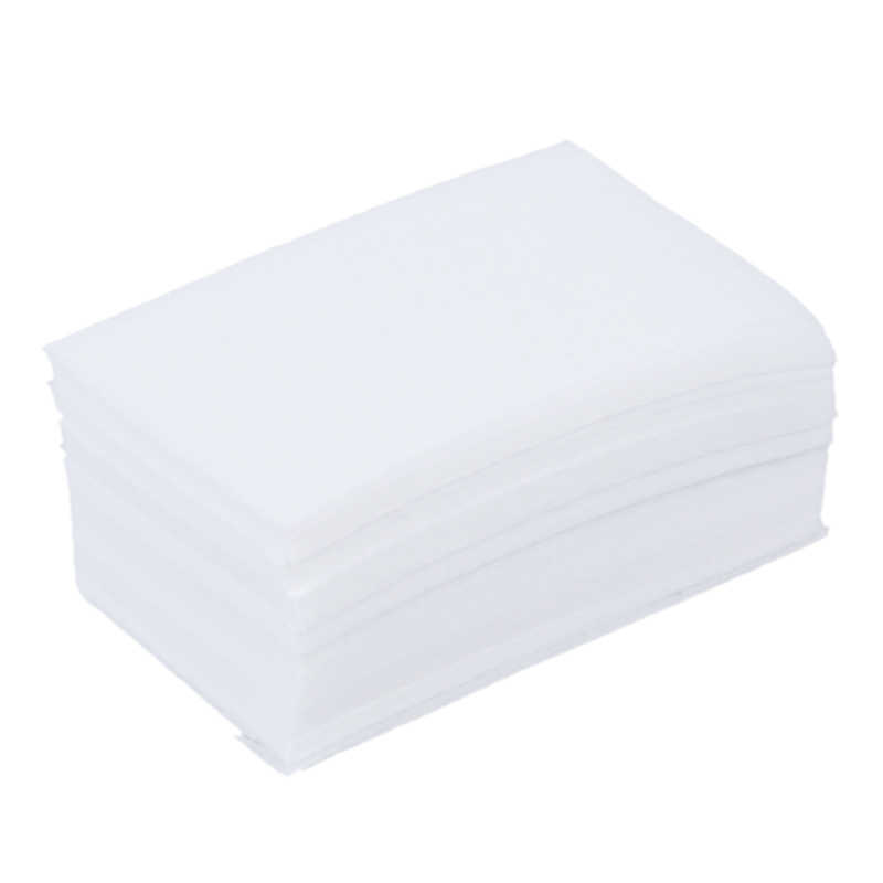 900pcs Nail Art Manicure Polish Remover Limpa Wipes Cotton Lint Pads Paper