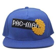 Новая модная хип хоп бейсболка с мультипликационным принтом