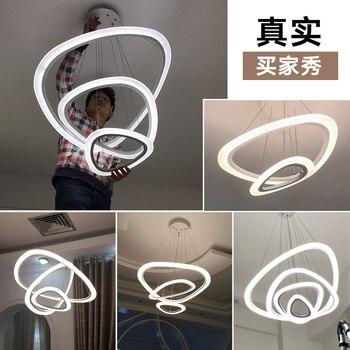 Moderne Led Hanglamp  6