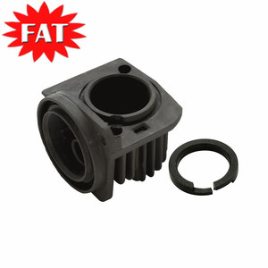 Image 2 - Luchtvering Compressor Cilinderkop & Zuiger Ring Voor Audi Q7 Touareg Voor Cayenne Luchtpomp Reparatie Kit 4L0698007 7L0698007