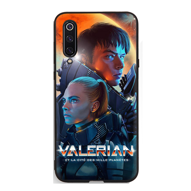 Valerian and the City of a Thousand Planets Soft Silicone Case Cover For Xiaomi Poco X3 Nfc Mi 8 9 Note 10 SE A1 A2 F1 9T A3